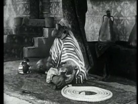 "Arab Stereotypes: 2) ""Hal Roach: Grief in Baghdad"""